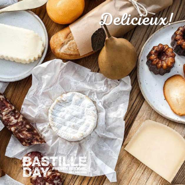 delicieux a french market lunch bastille day melbourne french festival